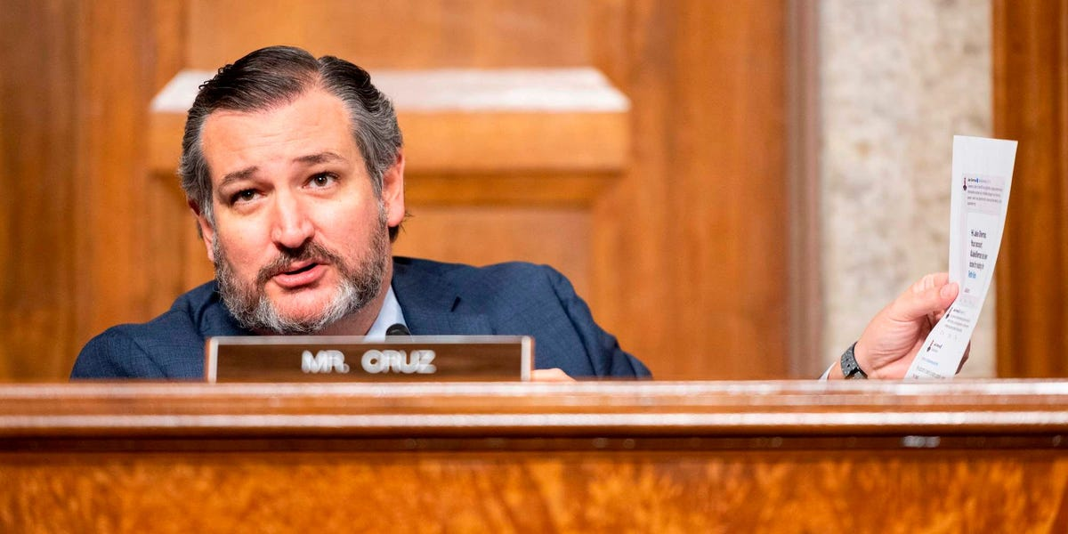 Ted Cruz engages in an online spat over Biden's HHS secretary nominee who sued the Trump administration more than 100 times