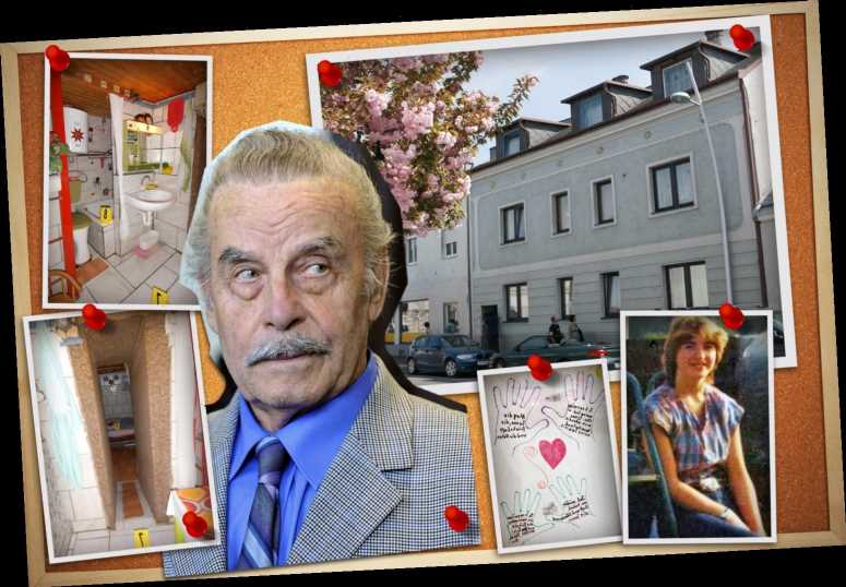 How Josef Fritzl locked up daughter Elisabeth for 24 years, raped her 3,000 times and fathered seven kids with her