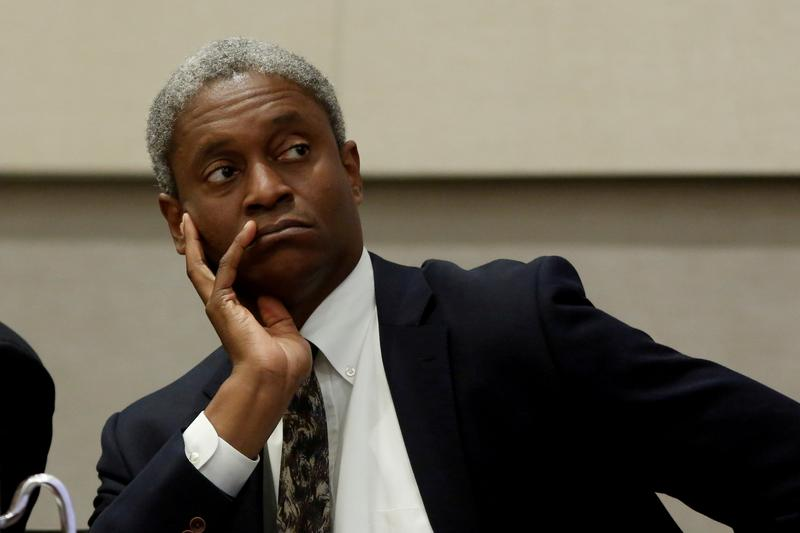 """Bostic: Fed should avoid """"prematurely"""" claiming victory in jobs battle"""