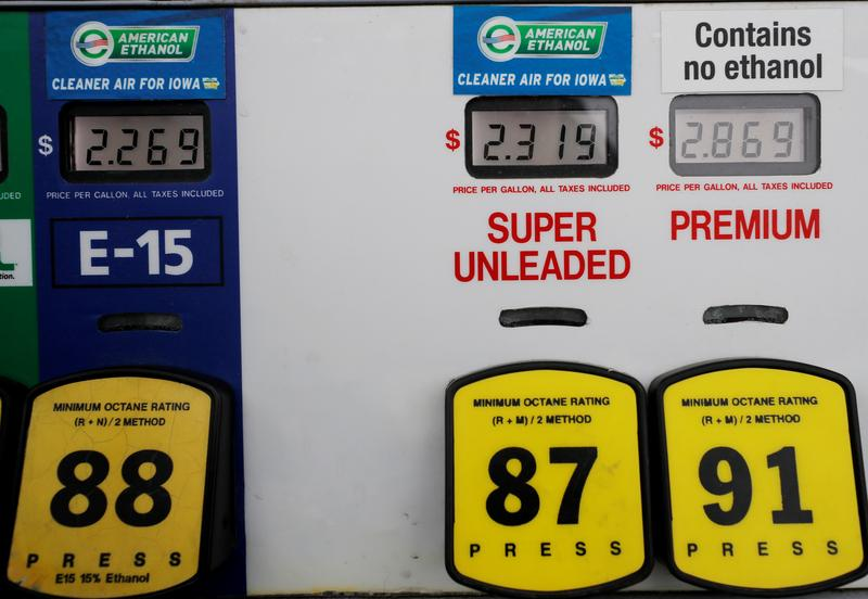 Exclusive-Farm Belt lawmakers push for biofuel investment and tax credits in new bills